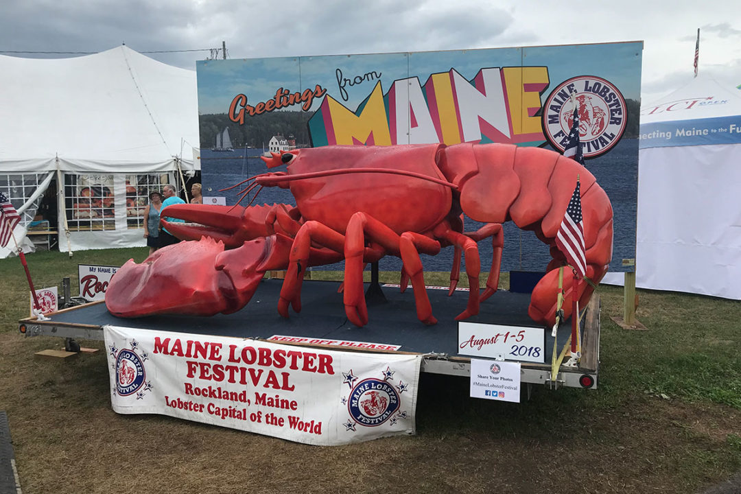 Maine Lobster Festival - August 2018 - The Munch Travelogue